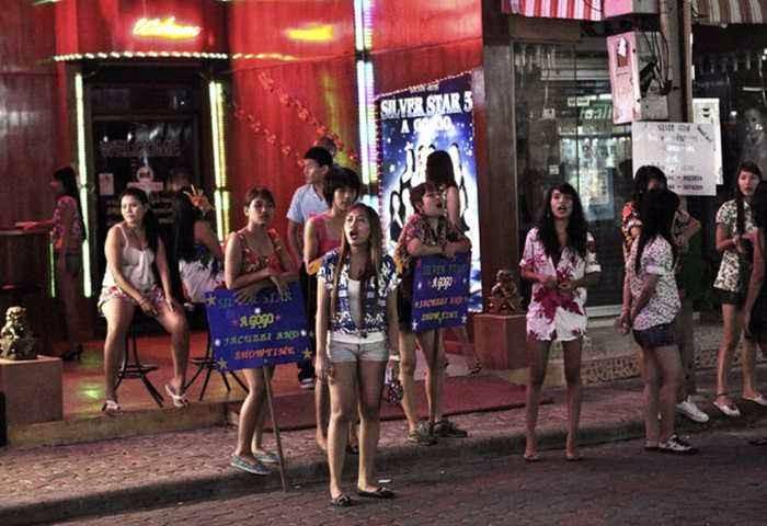 """泰国""""租妻文化""""致""""西方流浪汉""""持续增多 越来越多_图1-4"""