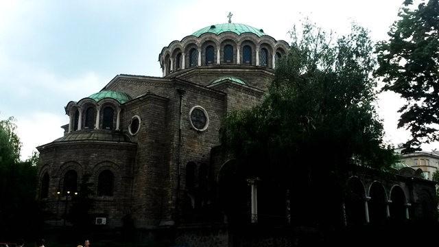 索菲亚--保加利亚首都见闻  2_图1-4