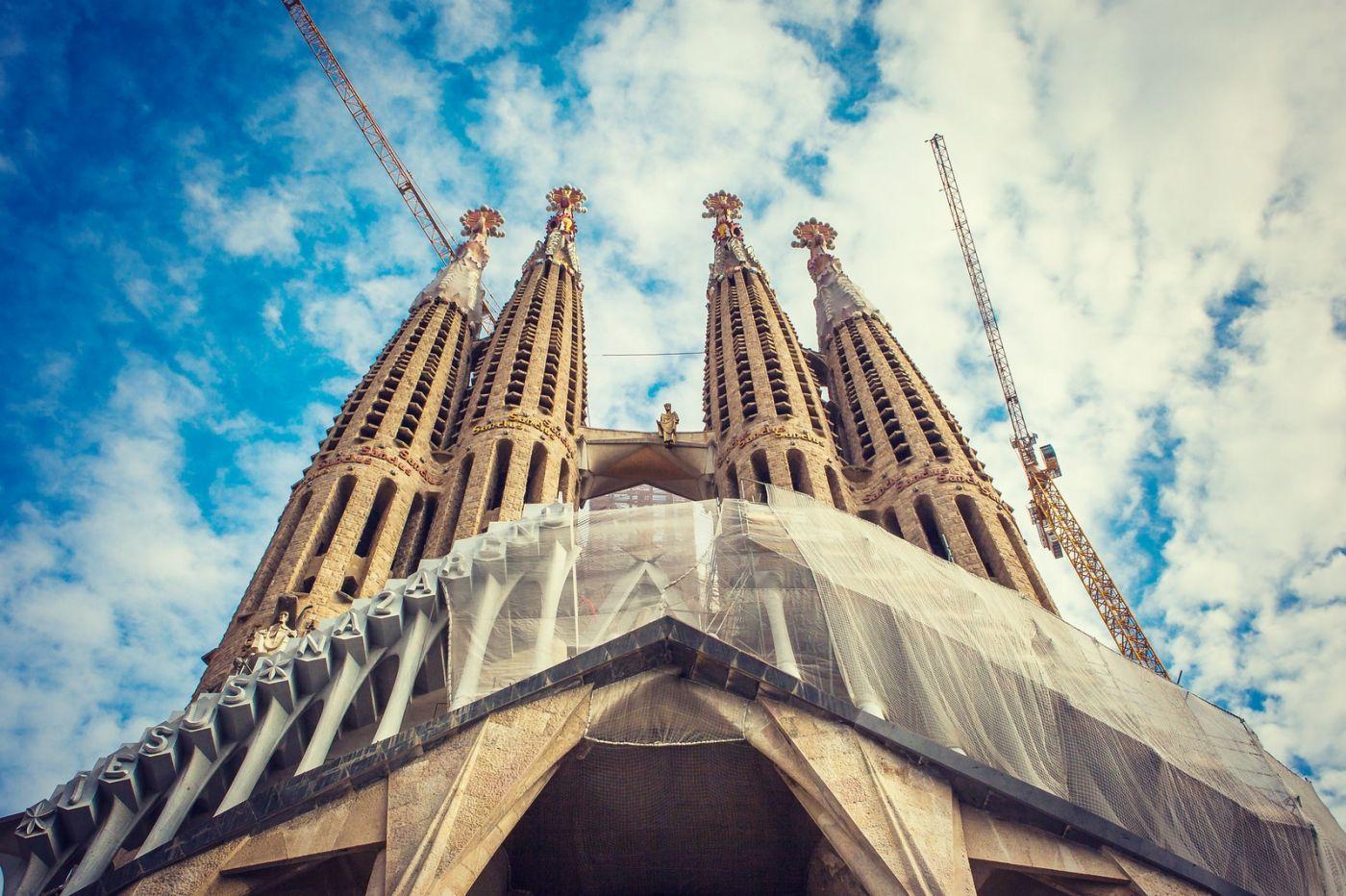 西班牙圣家堂(Sagrada Família),百年还未完工的世界遗产_图1-8