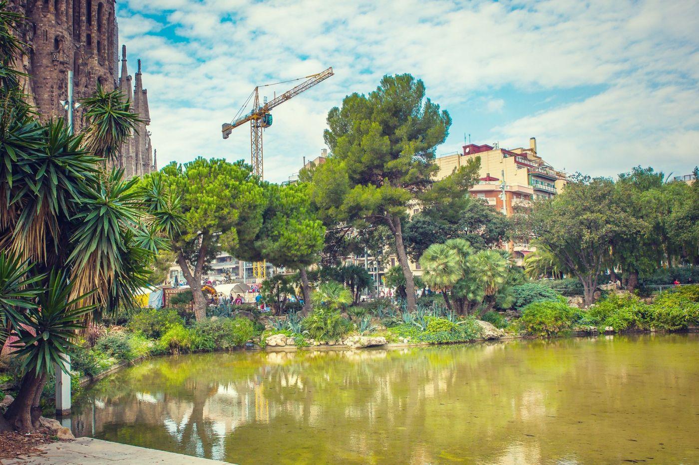 西班牙圣家堂(Sagrada Família),百年还未完工的世界遗产_图1-5