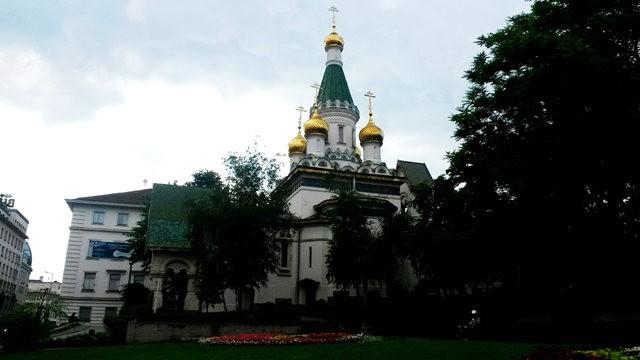 索菲亚--保加利亚首都见闻  2_图1-15
