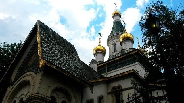 索菲亚--保加利亚首都见闻  2_图1-16
