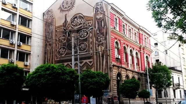索菲亚--保加利亚首都见闻  2_图1-23
