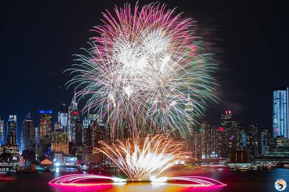 2019 纽约春节烟花秀_图1-1