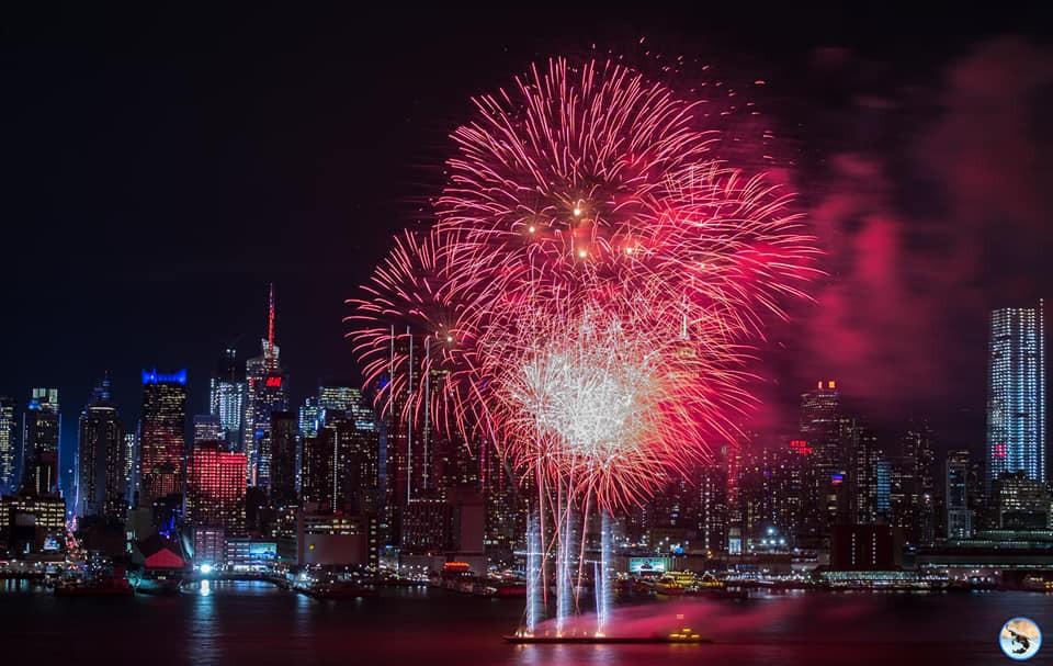 2019 纽约春节烟花秀_图1-2