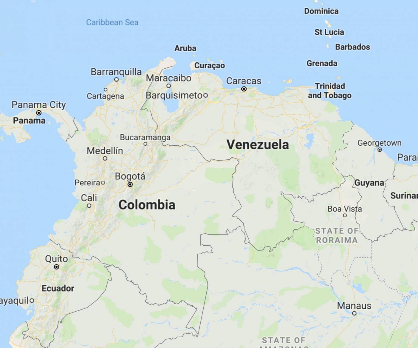 特朗普会见哥伦比亚总统:密谋什么?_图1-2