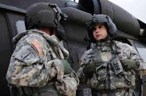 一个中国退役中校的美军印象(上)_图1-1
