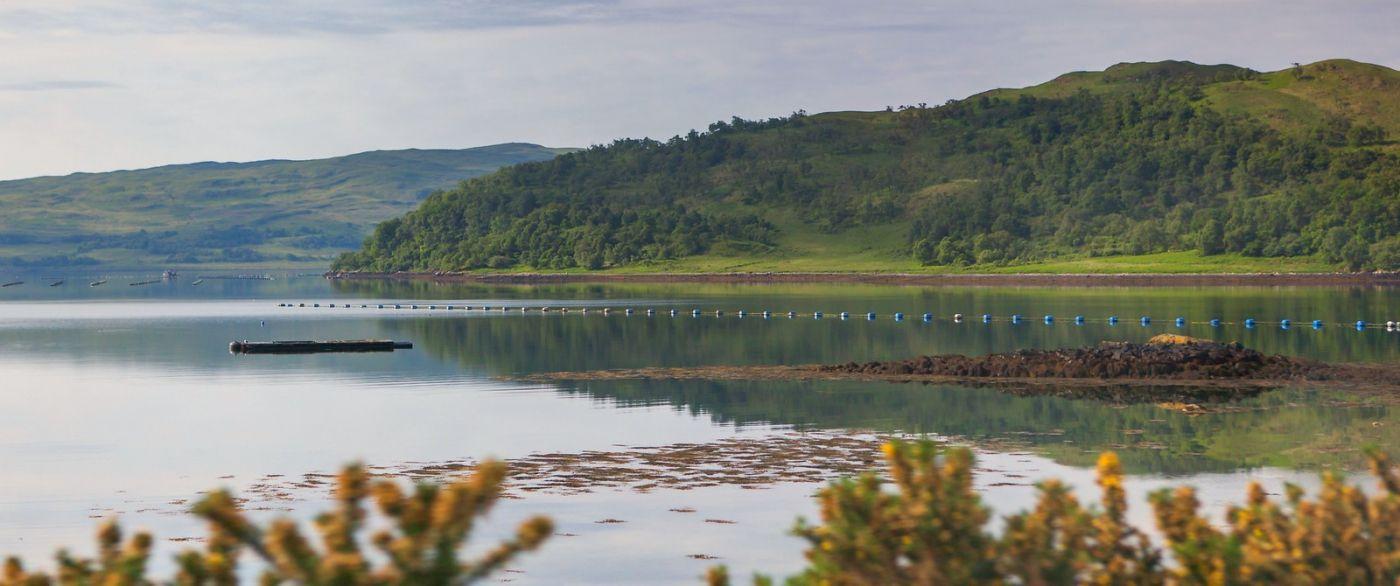 苏格兰美景,海边畅想曲_图1-2
