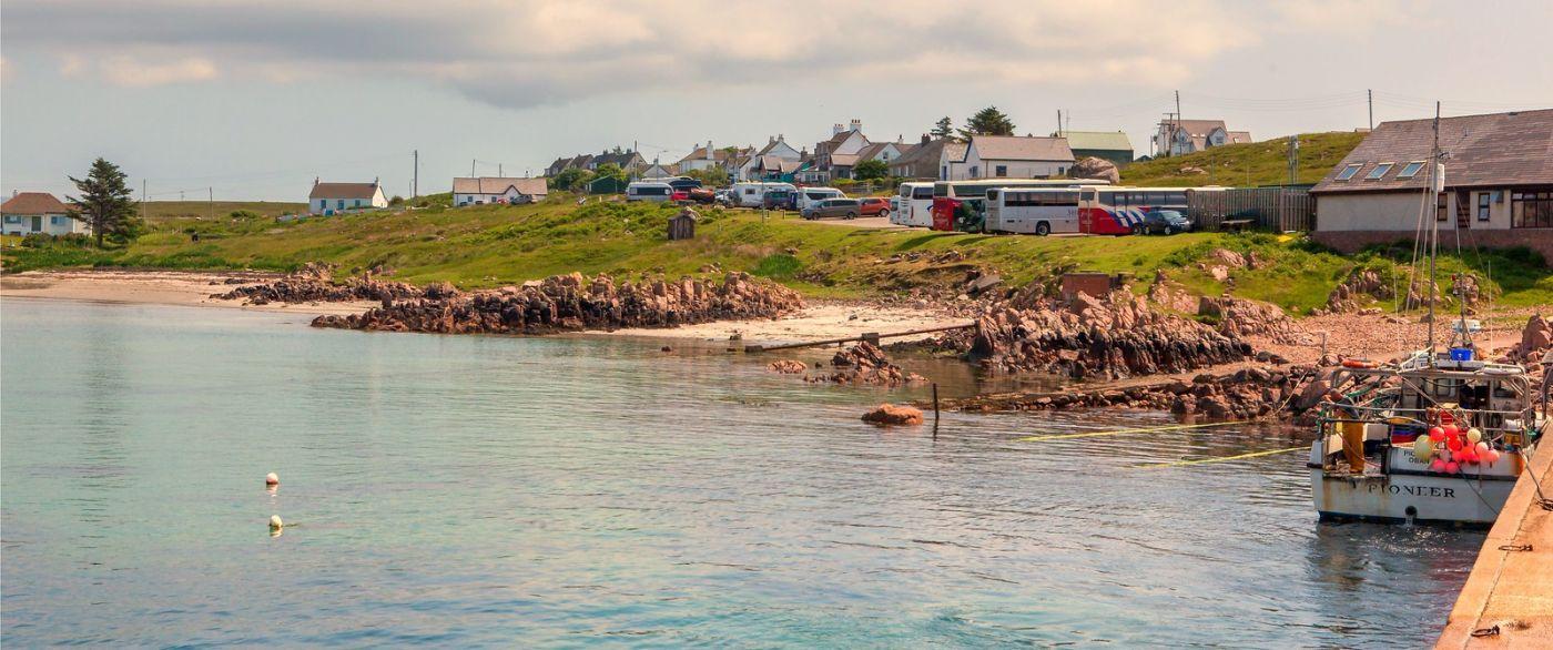苏格兰美景,海边畅想曲_图1-36