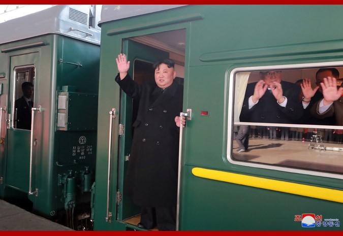 平壤到河内:金正恩的绿皮火车旅行_图1-1