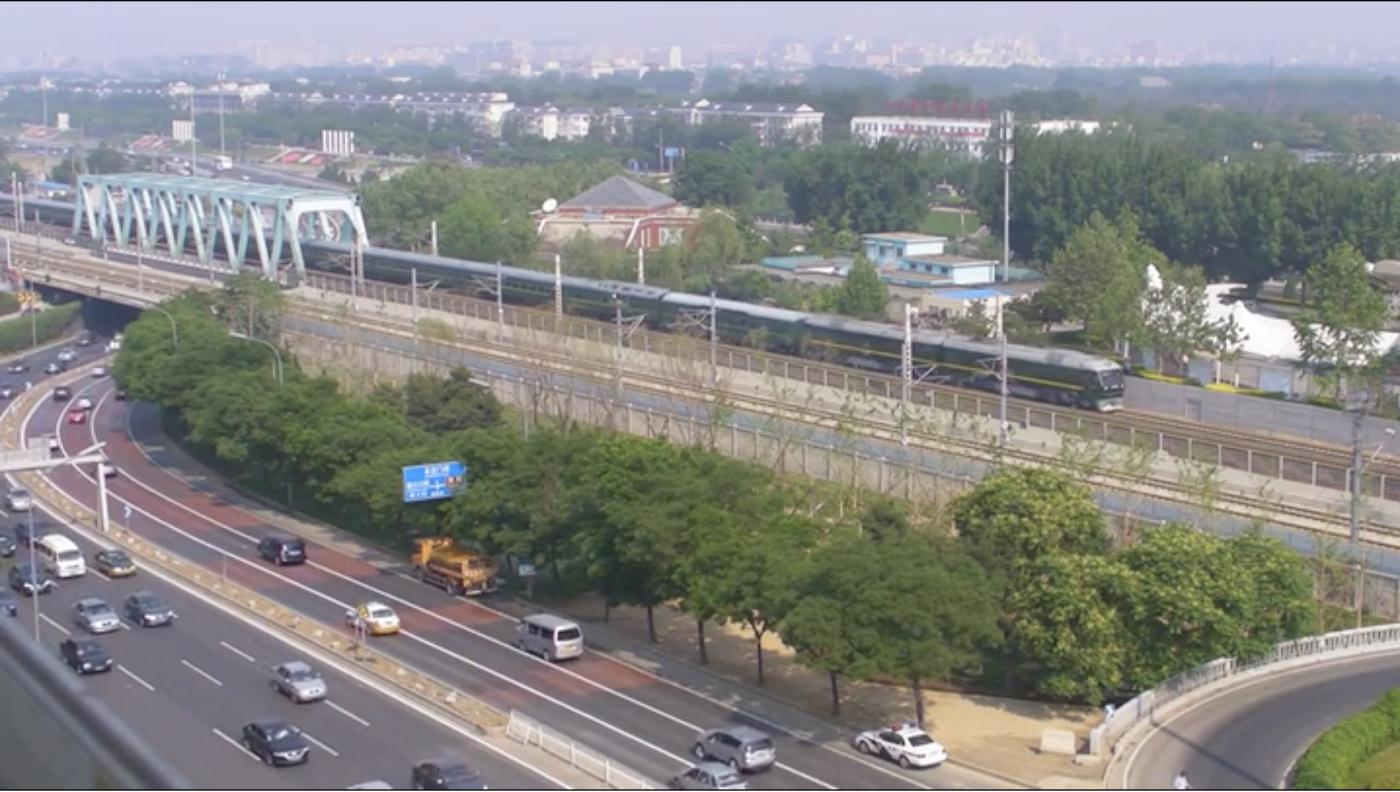 平壤到河内:金正恩的绿皮火车旅行_图1-2