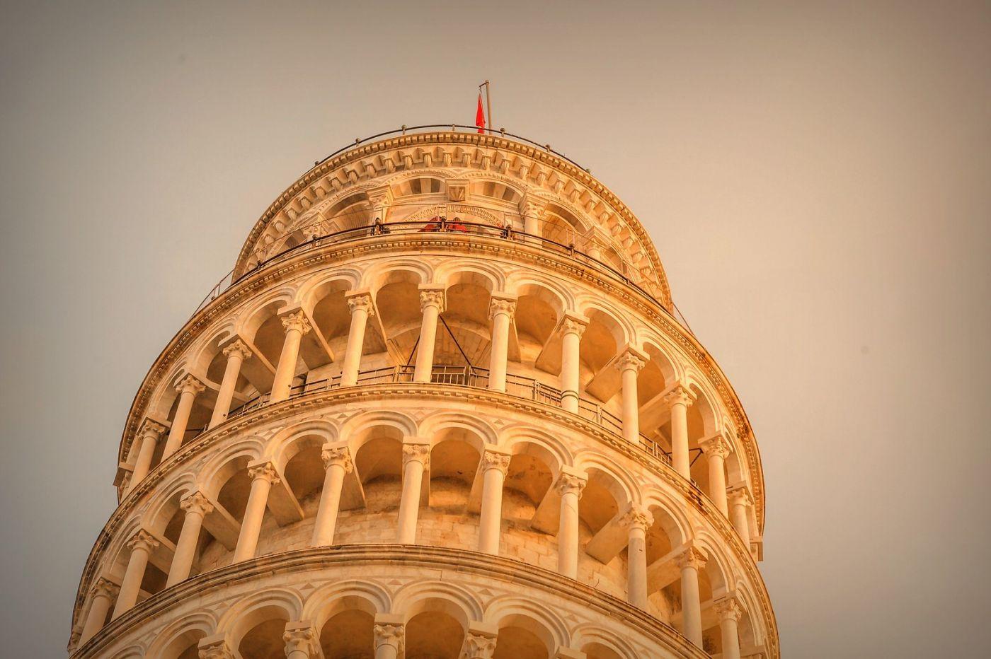 意大利比萨斜塔,看点不是塔_图1-16