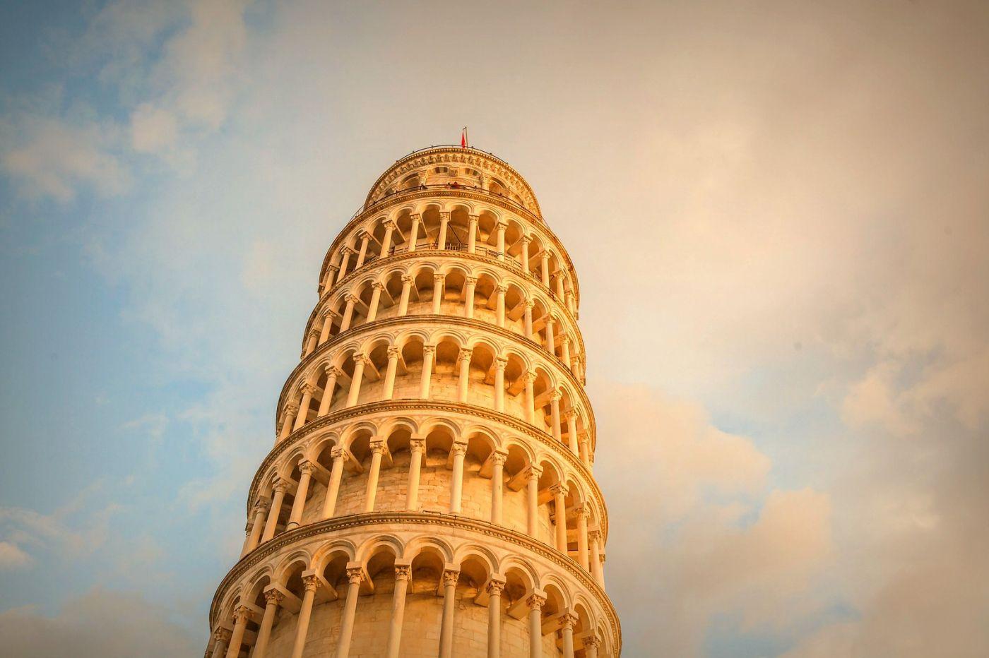 意大利比萨斜塔,看点不是塔_图1-14