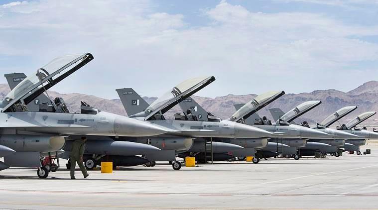 """印巴空战真相:""""枭龙""""击落了F-16?_图1-1"""