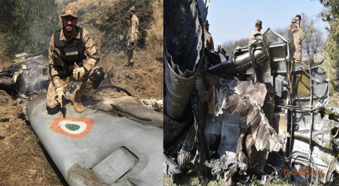 """印巴空战真相:""""枭龙""""击落了F-16?_图1-3"""