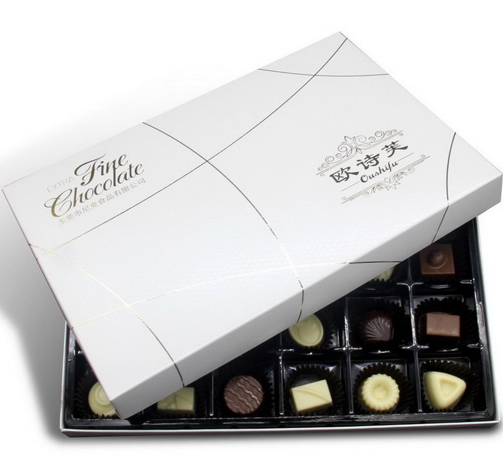 听说女生节跟巧克力很配——吃货独白之一_图1-1