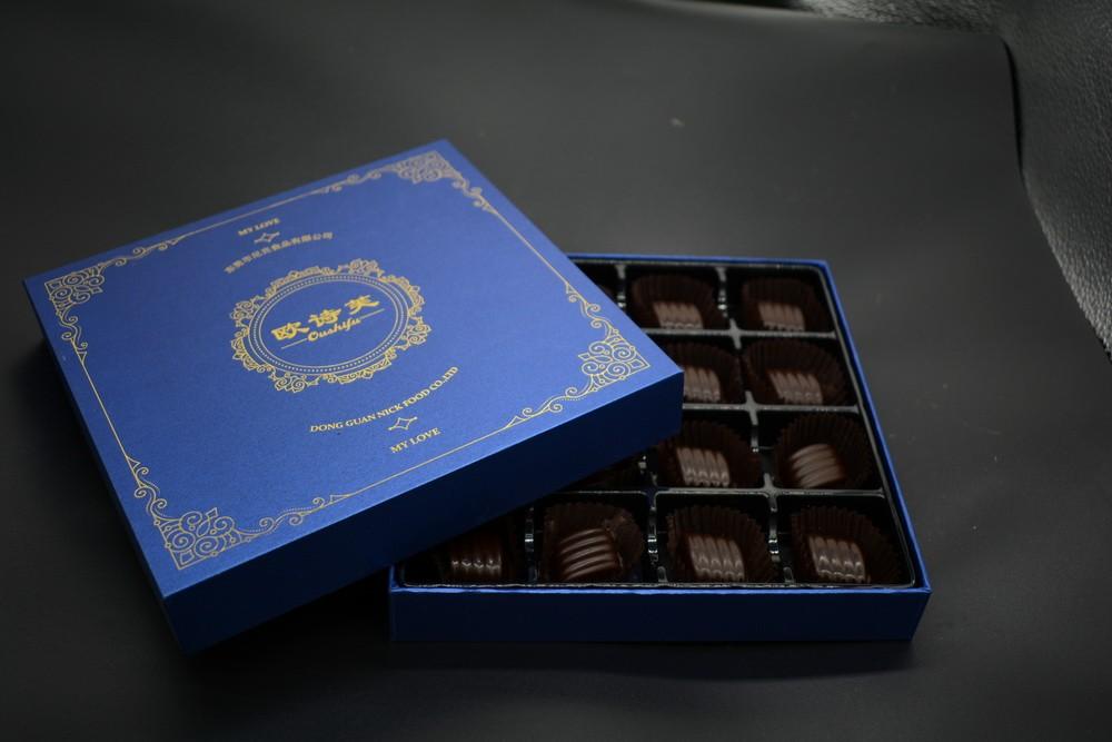 听说女生节跟巧克力很配——吃货独白之一_图1-3
