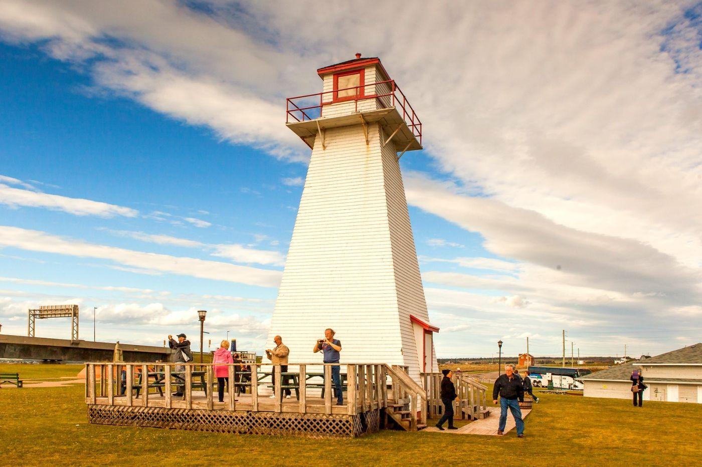 加拿大风景,长桥和灯塔_图1-14