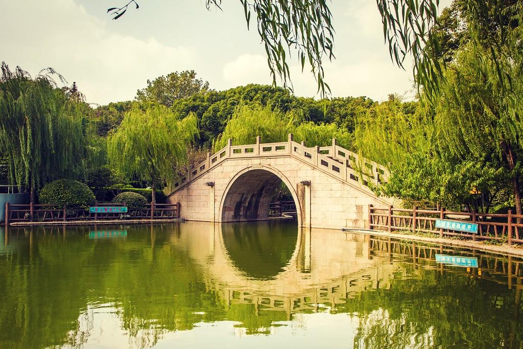 上海高桥公园,忙里偷闲逛一圈_图1-12