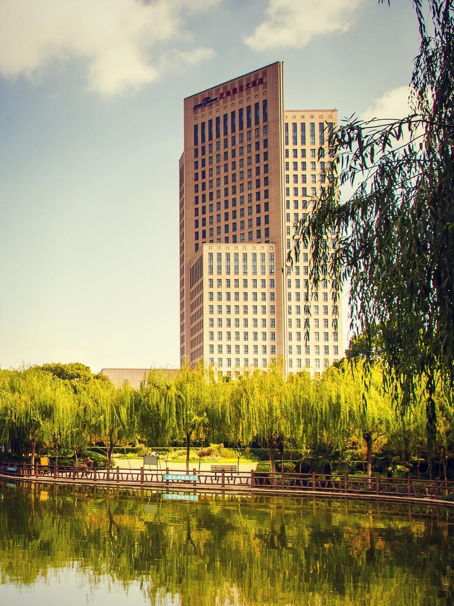 上海高桥公园,忙里偷闲逛一圈_图1-3