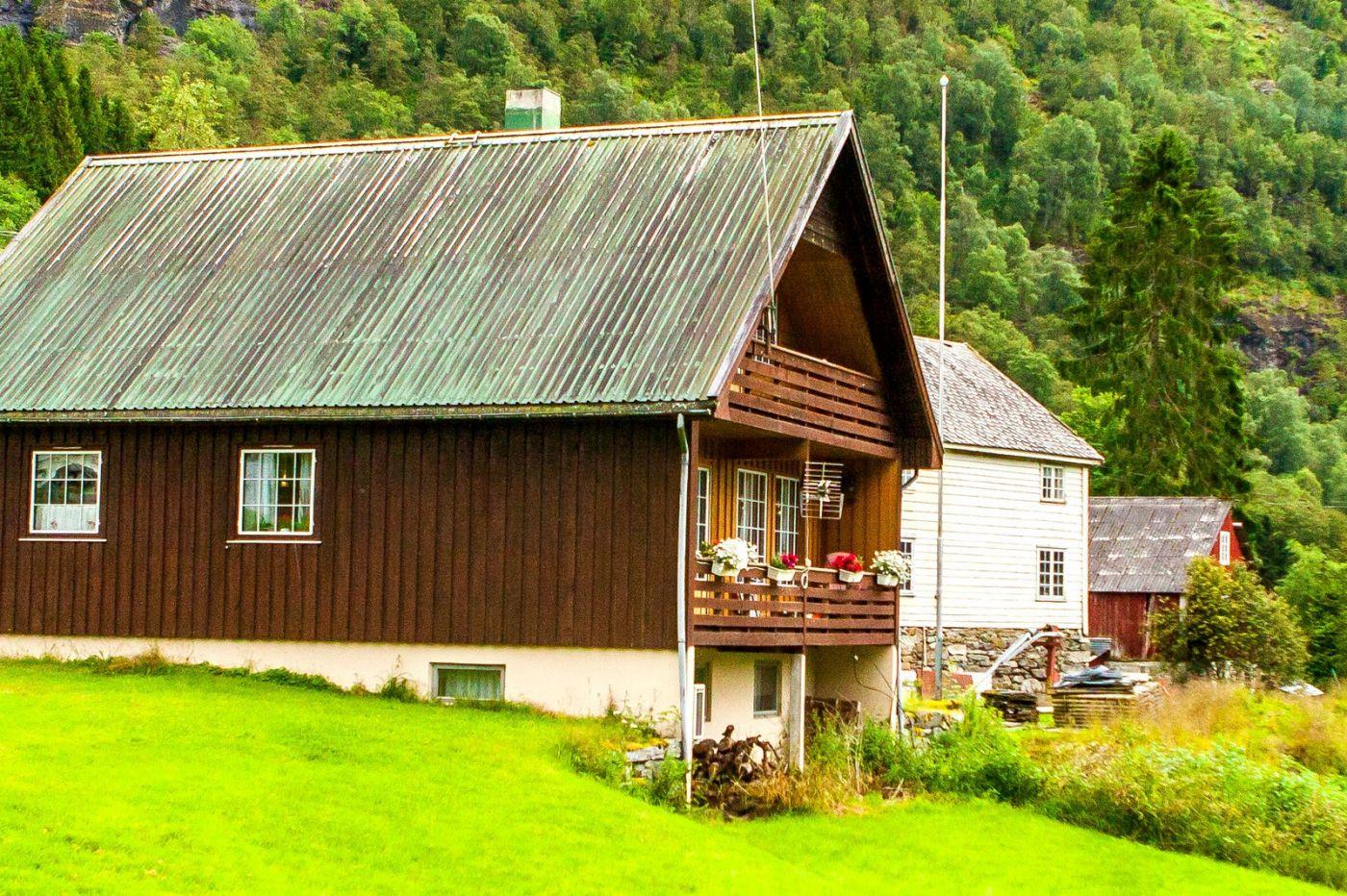 北欧旅途,农庄农舍多姿多彩_图1-22