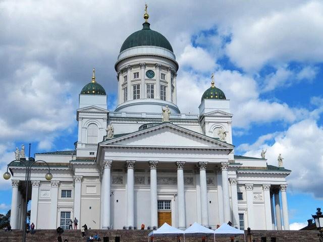 访问赫尔辛基城_图1-1