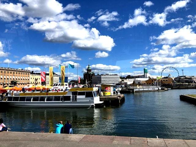 访问赫尔辛基城_图1-3