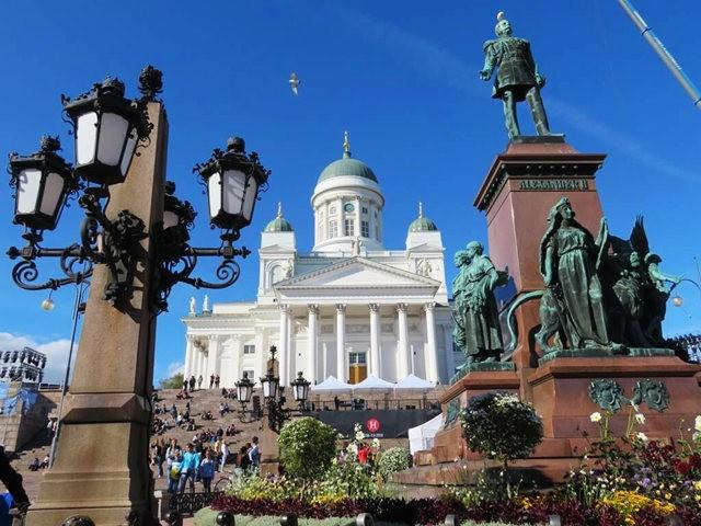 访问赫尔辛基城_图1-8