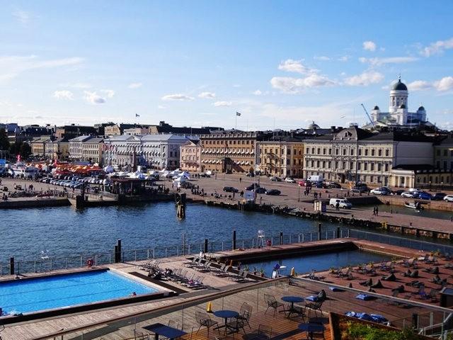访问赫尔辛基城_图1-18