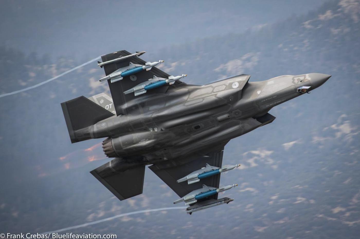 F16V还是F35:美台关系面临考验_图1-2