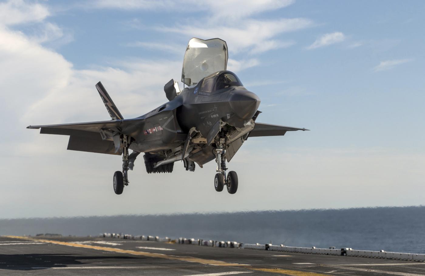 F16V还是F35:美台关系面临考验_图1-3