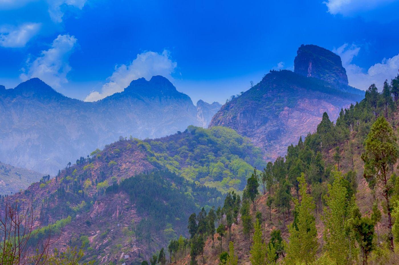崖壁上的古村落 郭亮村 绝处也有风景_图1-1