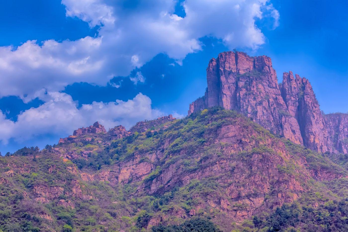 崖壁上的古村落 郭亮村 绝处也有风景_图1-3