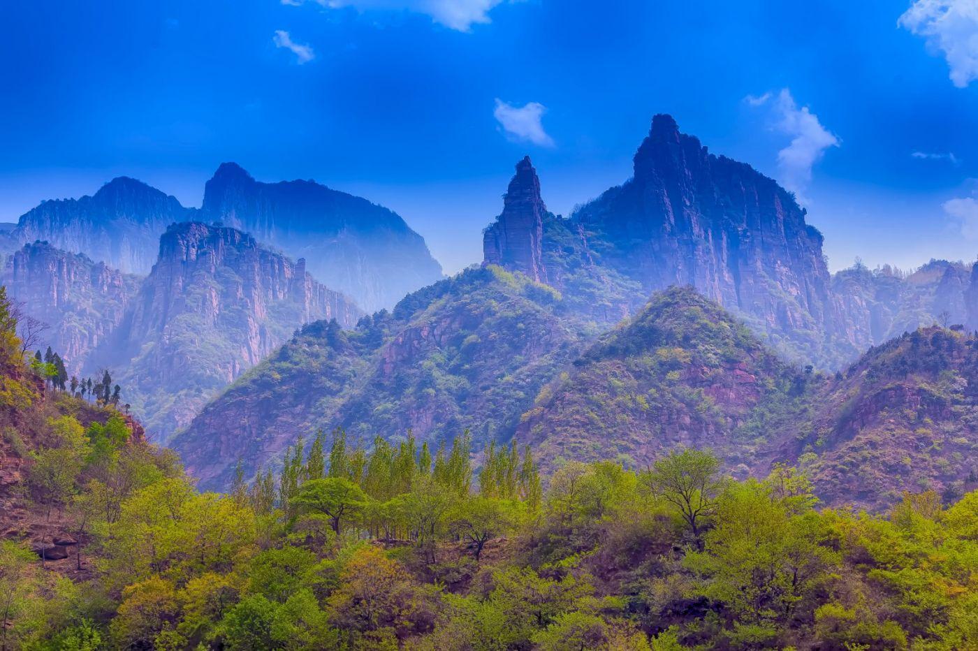 崖壁上的古村落 郭亮村 绝处也有风景_图1-2