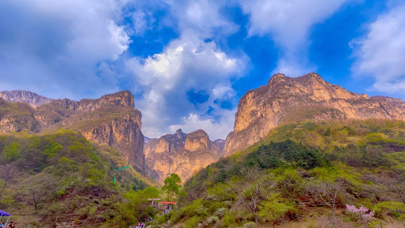 崖壁上的古村落 郭亮村 绝处也有风景_图1-4