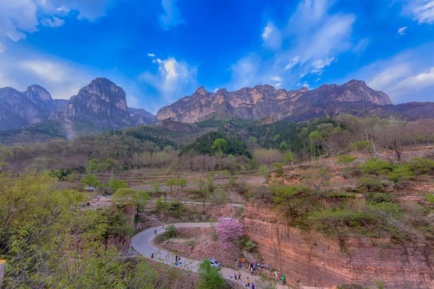 崖壁上的古村落 郭亮村 绝处也有风景_图1-7