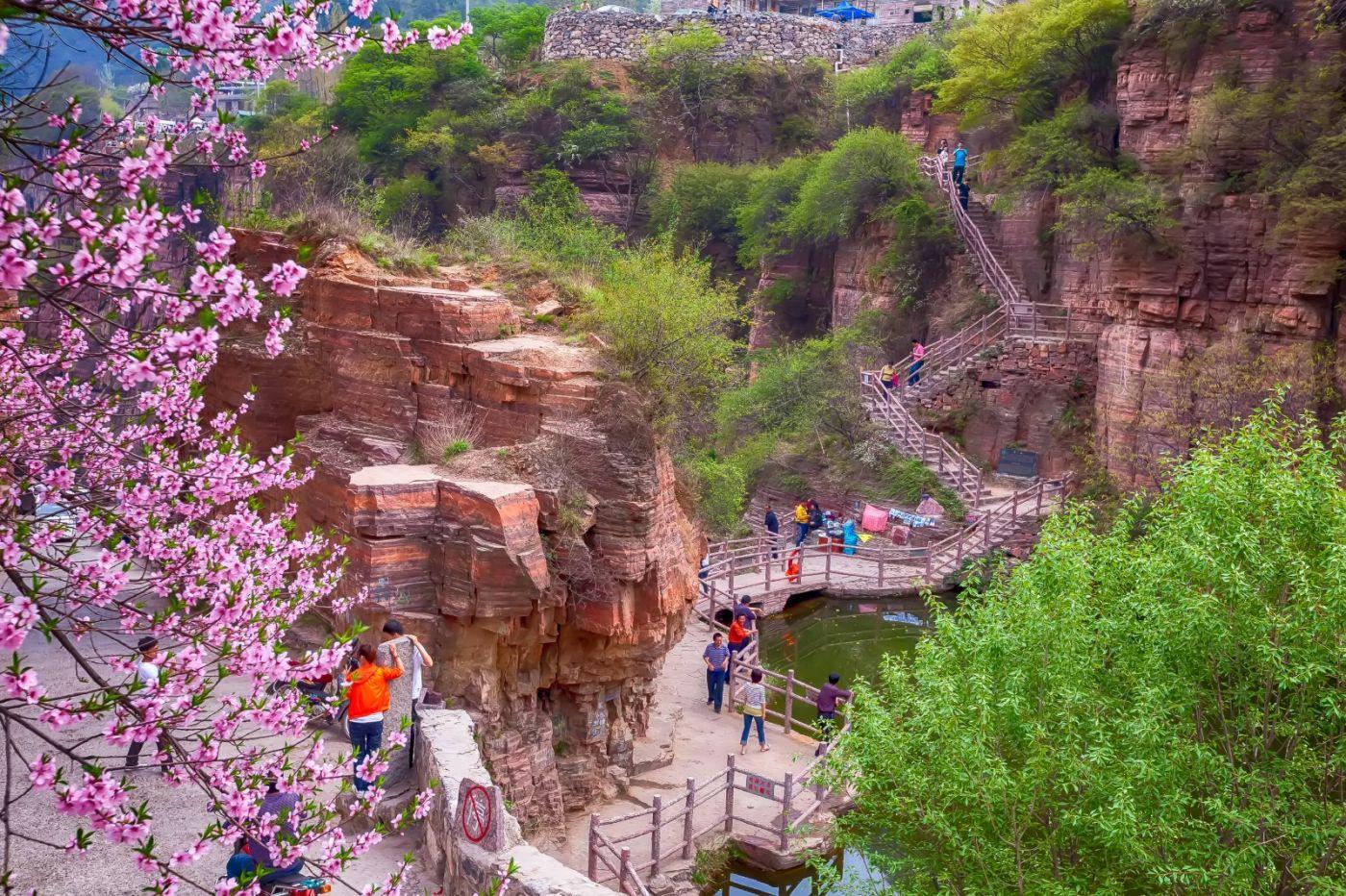 崖壁上的古村落 郭亮村 绝处也有风景_图1-5