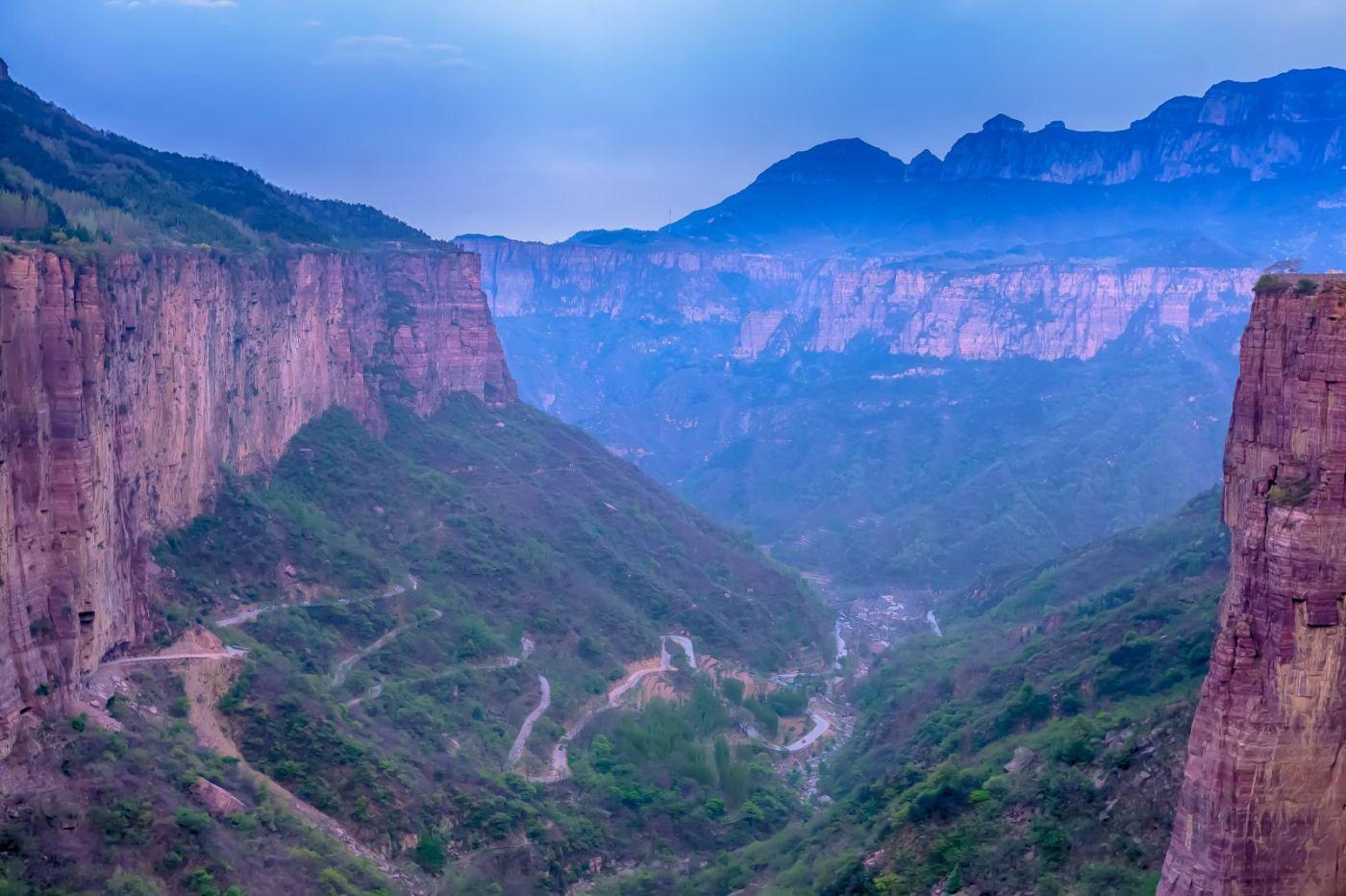 崖壁上的古村落 郭亮村 绝处也有风景_图1-10