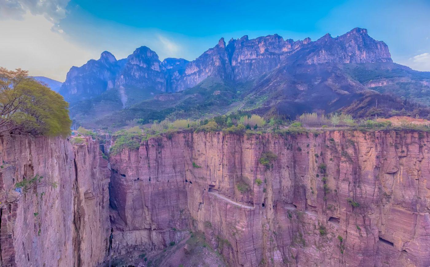 崖壁上的古村落 郭亮村 绝处也有风景_图1-11