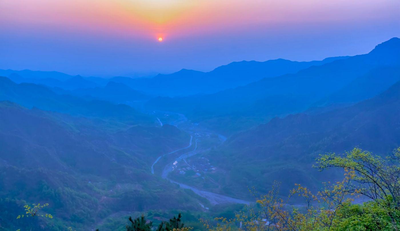 崖壁上的古村落 郭亮村 绝处也有风景_图1-13