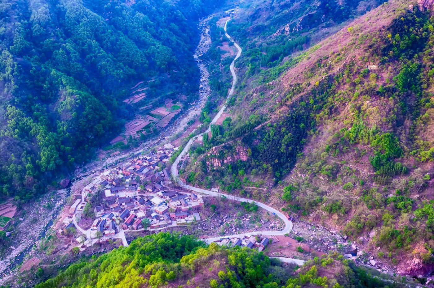 崖壁上的古村落 郭亮村 绝处也有风景_图1-14