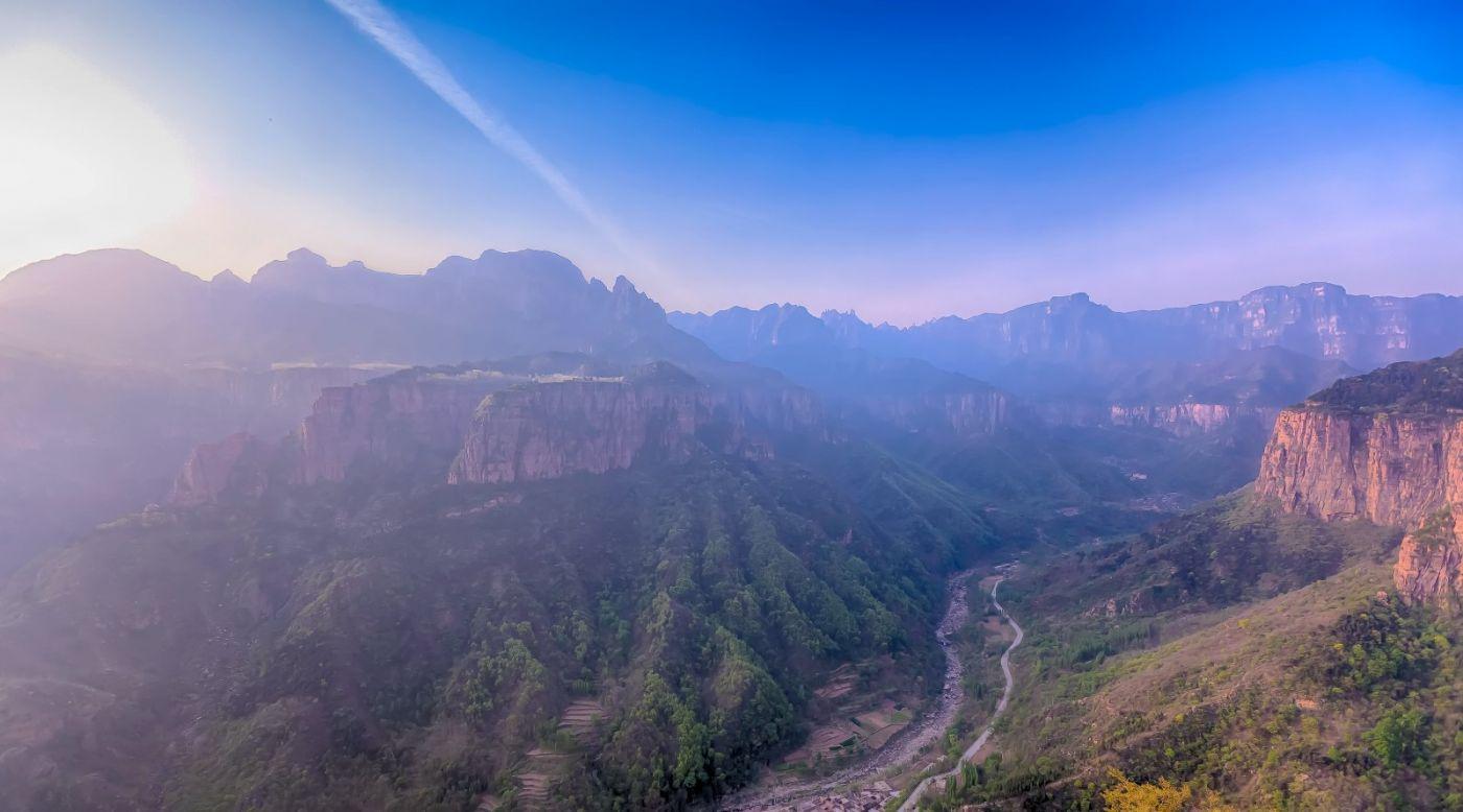 崖壁上的古村落 郭亮村 绝处也有风景_图1-15
