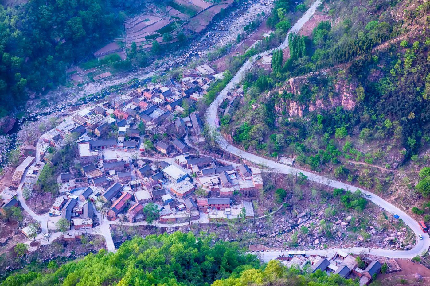 崖壁上的古村落 郭亮村 绝处也有风景_图1-16
