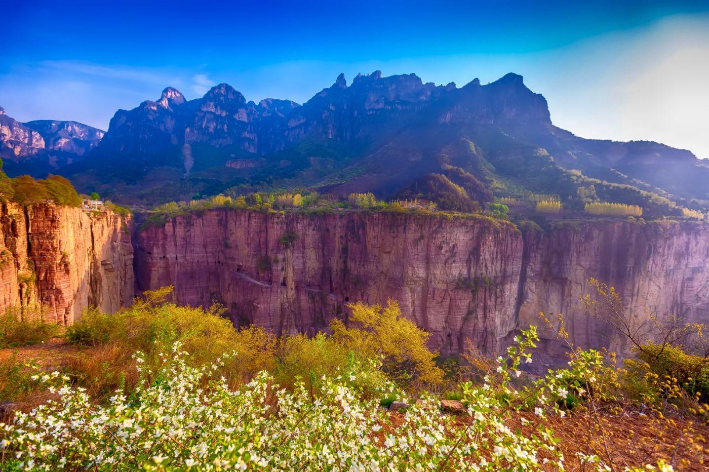 崖壁上的古村落 郭亮村 绝处也有风景_图1-19