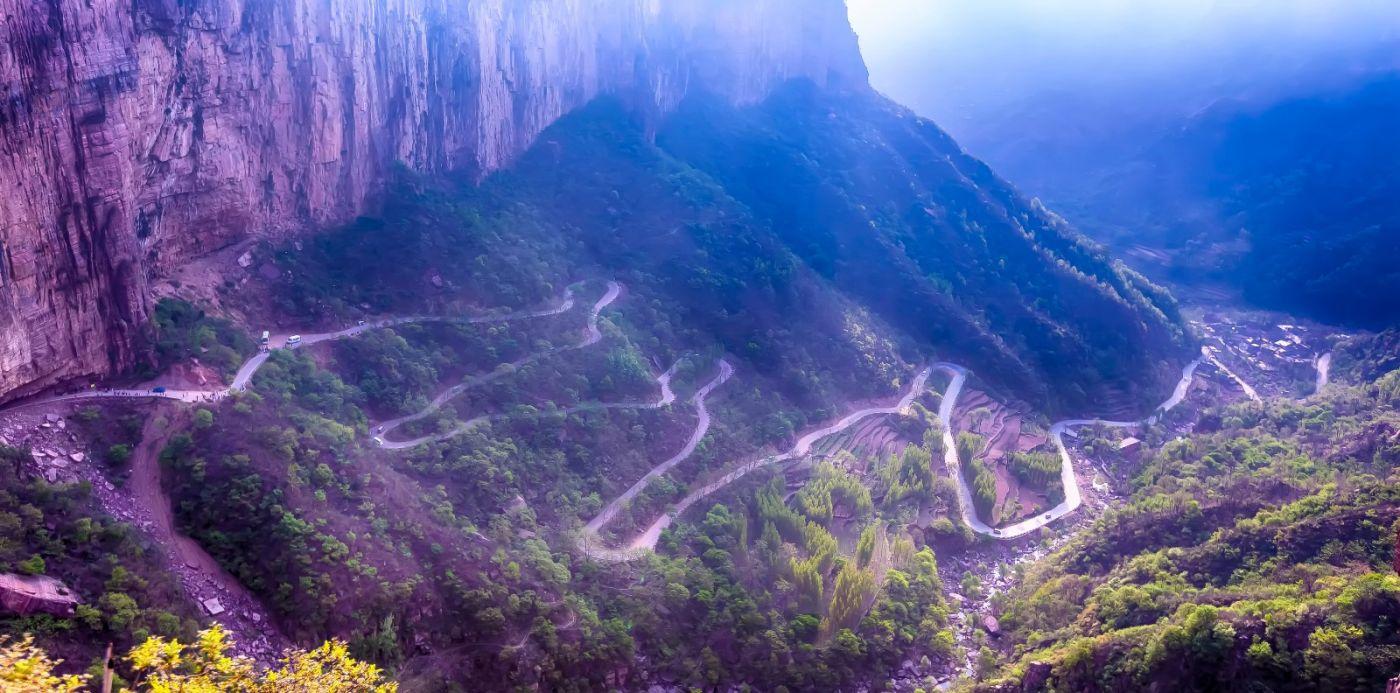 崖壁上的古村落 郭亮村 绝处也有风景_图1-20