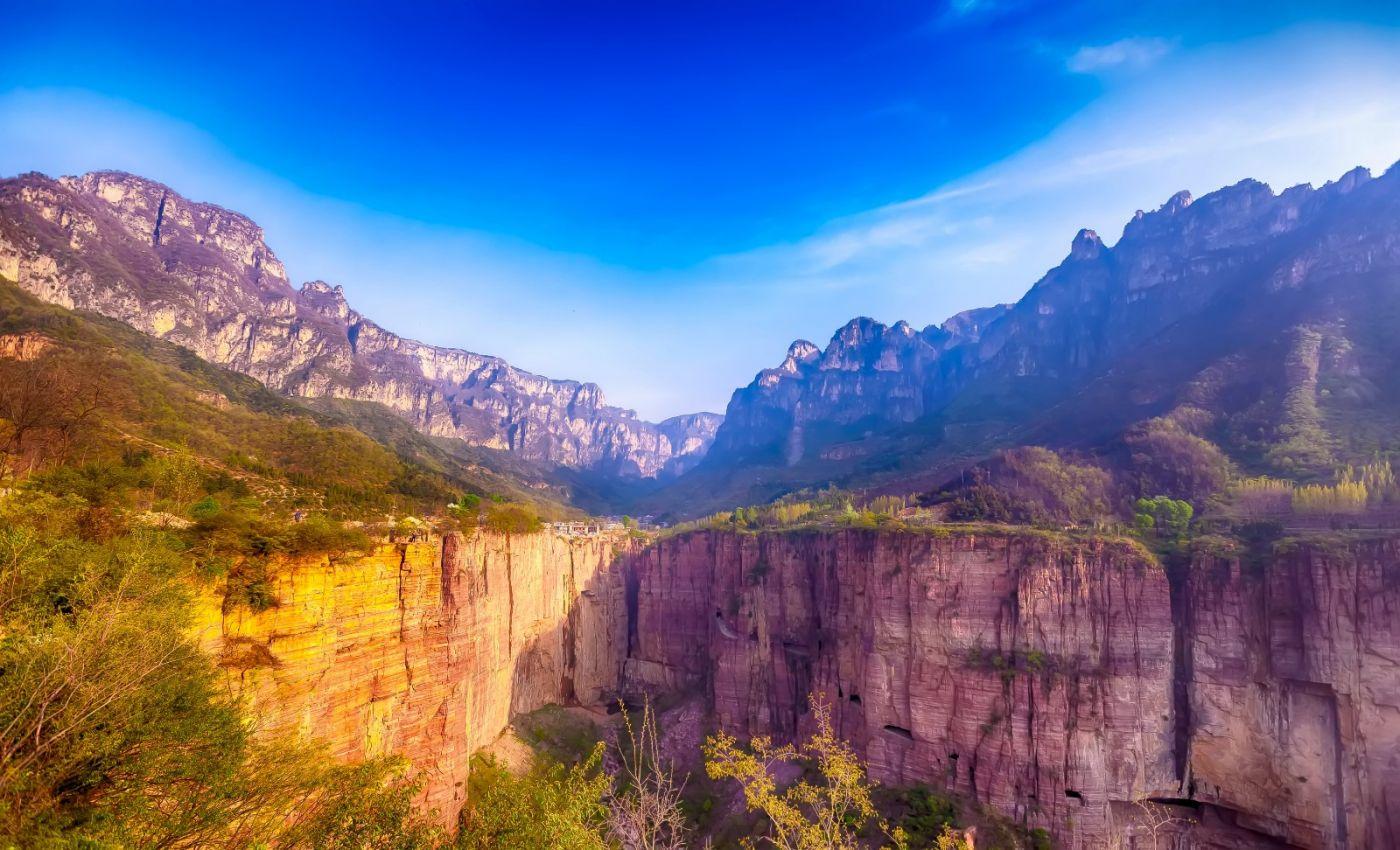 崖壁上的古村落 郭亮村 绝处也有风景_图1-21