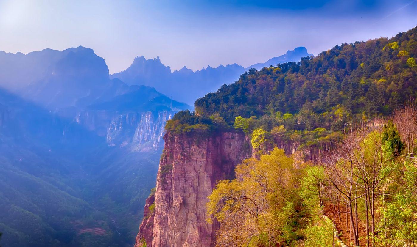 崖壁上的古村落 郭亮村 绝处也有风景_图1-22