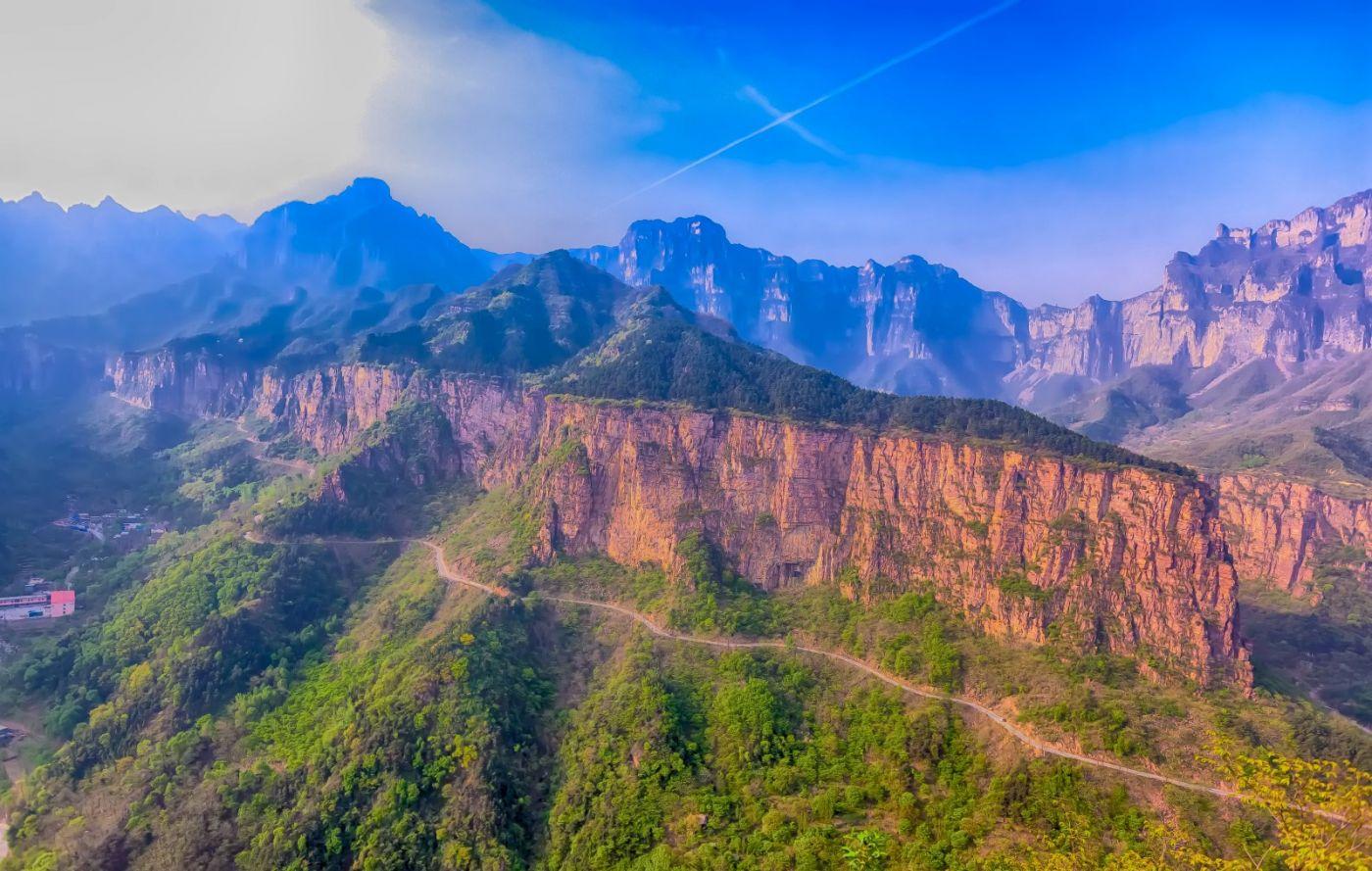 崖壁上的古村落 郭亮村 绝处也有风景_图1-23
