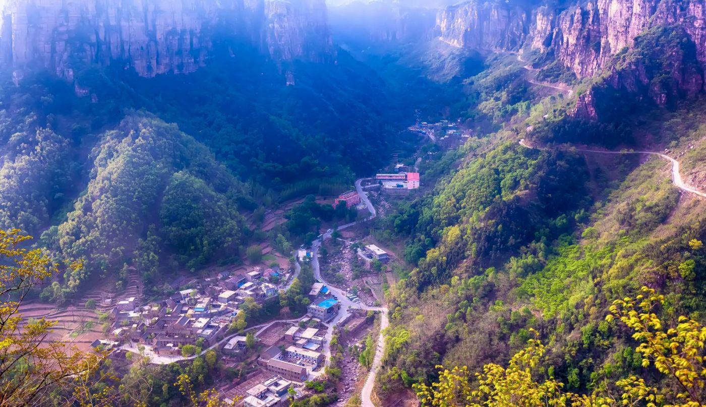 崖壁上的古村落 郭亮村 绝处也有风景_图1-24