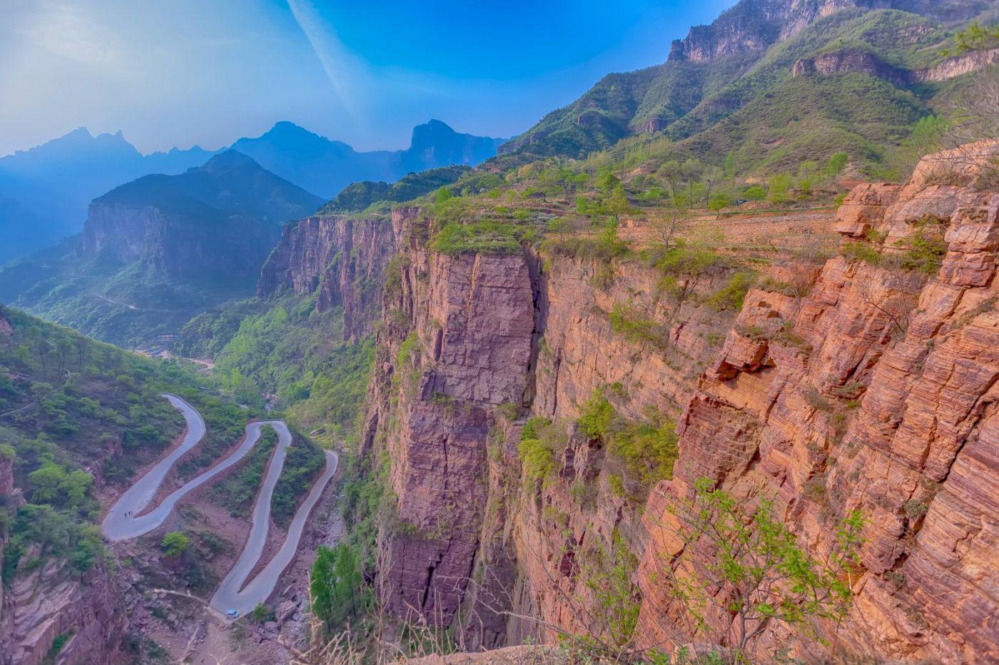 崖壁上的古村落 郭亮村 绝处也有风景_图1-25